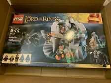 Lord Of The Rings Attack On Weathertop Set 9472 Retired Aragorn Ringwraith New