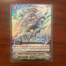 Cardfight Vanguard 2x Knight of Heavenly Spears Agganips RR Royal Paladin RTS