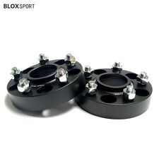 2Pc 30mm (5x108 65.1) to (5x114.3 73.1) Wheel Adaptors Spacers for Volvo 12x1.5