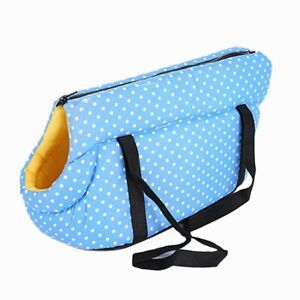 Pet Dog Shoulder Bag Soft Protected Carrying Backpack Outdoor Puppy Travel