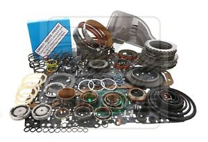 Fits Buick GM Chevy 4T65E Transmission Overhaul Rebuild Deluxe L2 Kit 2004-On