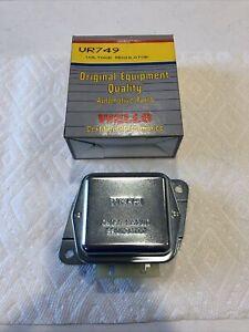 New Wells VR749 Voltage Regulator 1982-88 Ford Car Truck E2PZ-10316-A/GR540-A