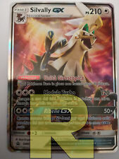 Silvally GX CROMATICO ® Promo SM91 ® Rara Holo Foil ® Pokemon ® Italiano