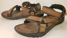Teva Hiking Sandals Shoes Women's Size 9B 40EU Brown Leather Trail  Casual 6367
