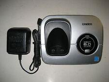 Uniden Dect1560 Single Line Cordless Phone Base
