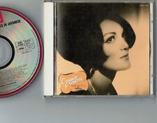 CONNIE FRANCIS Greatest Hits in Japanese JAPAN CD w/P/S BOOKLET POCP-1507 Free S