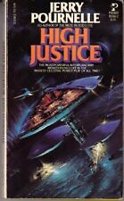 High justice. Jerry POURNELLE.Pocket Books USA  SF13A