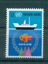 Nations Unies  Géneve 1974 - Michel n. 45  - Droit de la Mer