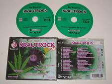 THE WORLD OF KRAUTROCK/SAME (ZYX 11050-2) 2xCD álbum