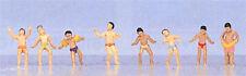 "Kato 24-217 Model People ""Children Swimming"" (N scale)"