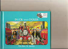 THOMAS THE TANK ENGINE DUCK AND DUKES BOOK GROLIER 1995 REV W AWDRY