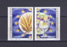 ITALY, EUROPA CEPT 2005, GASTRONOMY THEME, MNH