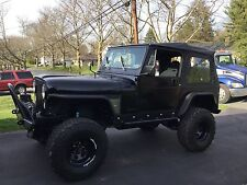 1985 Jeep CJ7 Laredo Sport Utility 2-Door
