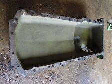 John Deere 4020 tractor engine oil pan Part #R27185 Tag #179