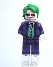 THE JOKER BATMAN SUPERHERO MARVEL  CHRISTMAS TIME MINIFIGURA LEGO MOVIE DIORAMAS