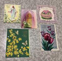 Vintage Easter Cards, Vintage Religious Cards, Vintage Cards