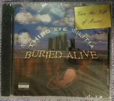 Third Eye Militia Buried Alive CD 1999 (A26)