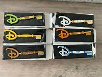 Star Wars Blind Pack Keys **ENTIRE SET** C3PO R2D2 Yoda Ewok BB8 Chewy *Mystery*
