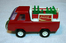1979 Buddy L COCA-COLA DELIVERY TRUCK 4942 Removable Coke Bottle Cases Japan