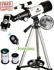 Gskyer Telescope Travel Scope 70mm Aperture 400mm Az Mount Astronomical Refrac
