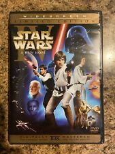 Star Wars A New Hope (Iv) Episode 4 (Dvd) Disc One Version