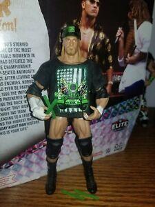 Wwe Mattel Elite Triple H series 7 DX Army  vhtf 87 88 89 rare complete HHH