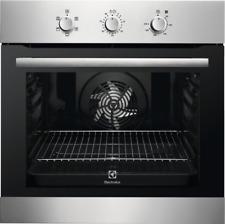 Forno Incasso Ventilato Electrolux Elettrico 68 Lt 60 cm Pizza Inox - EOB2201DOX