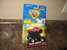 2010 Hot Wheels Monster Jam 1:64 Nitro Circus Deluxe Jumpers Ford F-150 VHTF
