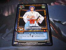 Yu Yu Hakusho TCG Shishi Wakamaru Common Card Ghost Files Unlimited C26/176