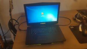 Alienware 18 laptop