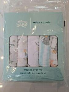Aden + Anais Muslin Squares Disney Dumbo / Baby Gift