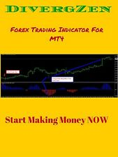 **DivergZen**Best Strategy Forex PROFIT Indicator Trading System MT4 Trend Wow