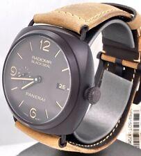 Panerai Radiomir Black Seal PAM 505 Composite Case 45 mm Automatic - Brand New!