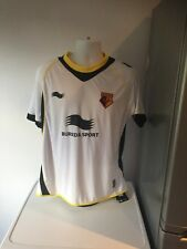 SUPER VINTAGE WATFORD 2011/12 AWAY SHIRT BNWT