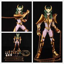 GT Great Toys Saint Seiya Cloth Myth EX Bronze Gold Final Andromeda Shun metal