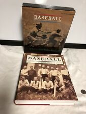Vintage 1994 Ken Burns  *BASEBALL - AN ILLUSTRATED HISTORY*  1st Edition