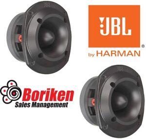 JBL/SELENIUM Super Tweeter ST400BLK 8 OHM 150 RMS (2 Pack)