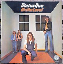 33t Status Quo - On the level (LP) - 1975