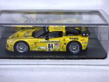 Spark Corvette C6-R Le Mans 2007 No.64 Beretta / Gavin / Papis  Ref: S0179