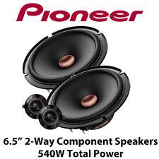 "Pioneer TS-D65C - 6.5"" 16.5cm Car Component Door Speakers 540W Total Power BNIB"