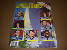A TRIBUTE TO AMERICA'S SPACE HEROES Collector's Edition, 1986, The Challenger!