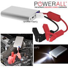 PowerAll Slim Plus 9000mAh Portable Battery Bank & Jump Starter 350A PBJS9000S