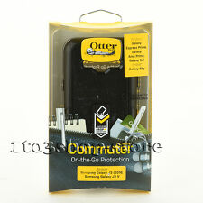 OtterBox Commuter Dual-Layers Case Snap Cover for Samsung Galaxy J3 & J3 V Black