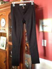Black INK NJ65458 Stiletto Skinny JEANS PANTS SM S Looks Brand New!!