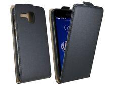 Handytasche für Lenovo A8 A806 Case Cover Hülle gogle Tasche in Schwarz