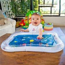 Baby Wasserkissen Spielmatte Aufblasbare Wasser Spielzeug versch. Größen