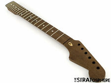 NEW Fender Lic WD Stratocaster Strat Replacement NECK *ALL WENGE* Modern 22 Fret