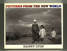 1981 Danny Lyon PICTURES FROM THE NEW WORLD Aperture 1st ed PhotoBook Bikeriders