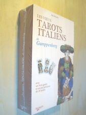 Donelli Les vieux tarots italiens de Gumppenberg avec livre guide et un jeu 2010