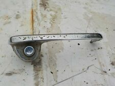 67-72 Ford Truck Passenger Right Exterior Chrome Door Handle Push Button Opener